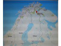 3 Nights at the Glass Igloos, Kakslauttanen Arctic Resort, Finland.