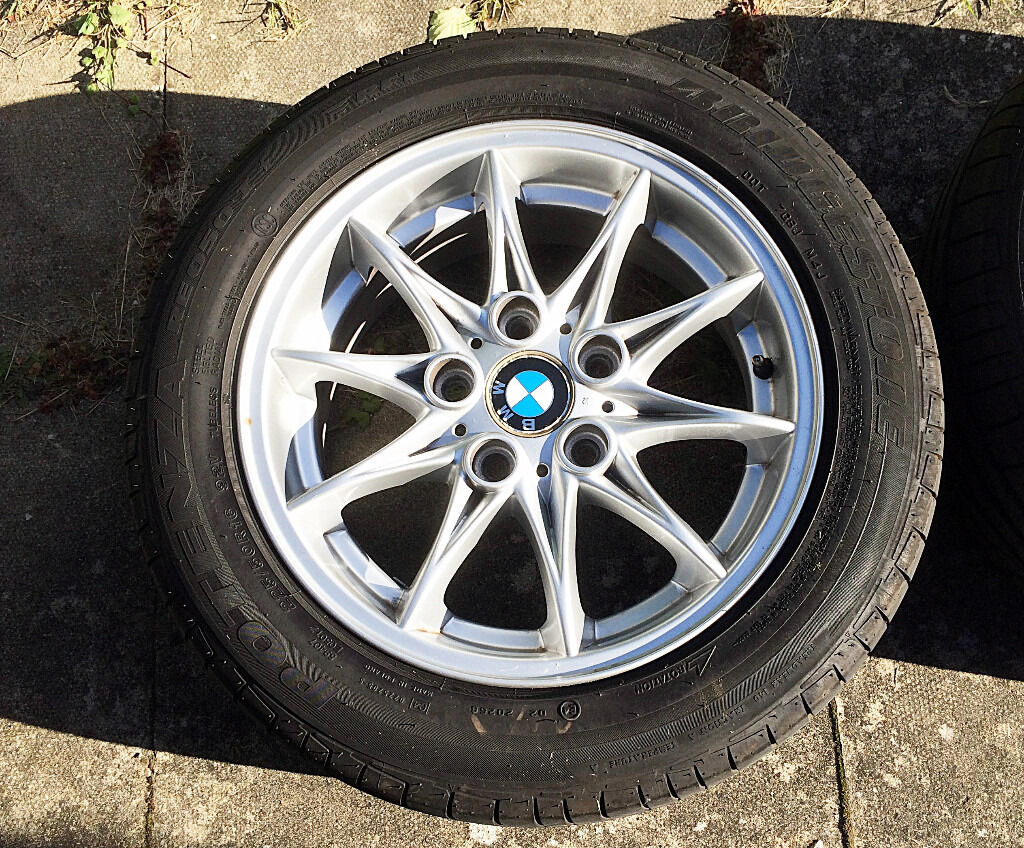 4x bridgestone potenza 225 50 r16 rft tyres in cambridge cambridgeshire gumtree
