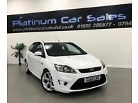 FORD FOCUS ST-3 (white) 2008