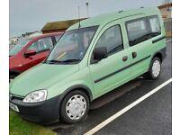 Vauxhall, COMBO TOUR, Estate, 2011, Semi-Auto, 1248 (cc), 5 doors