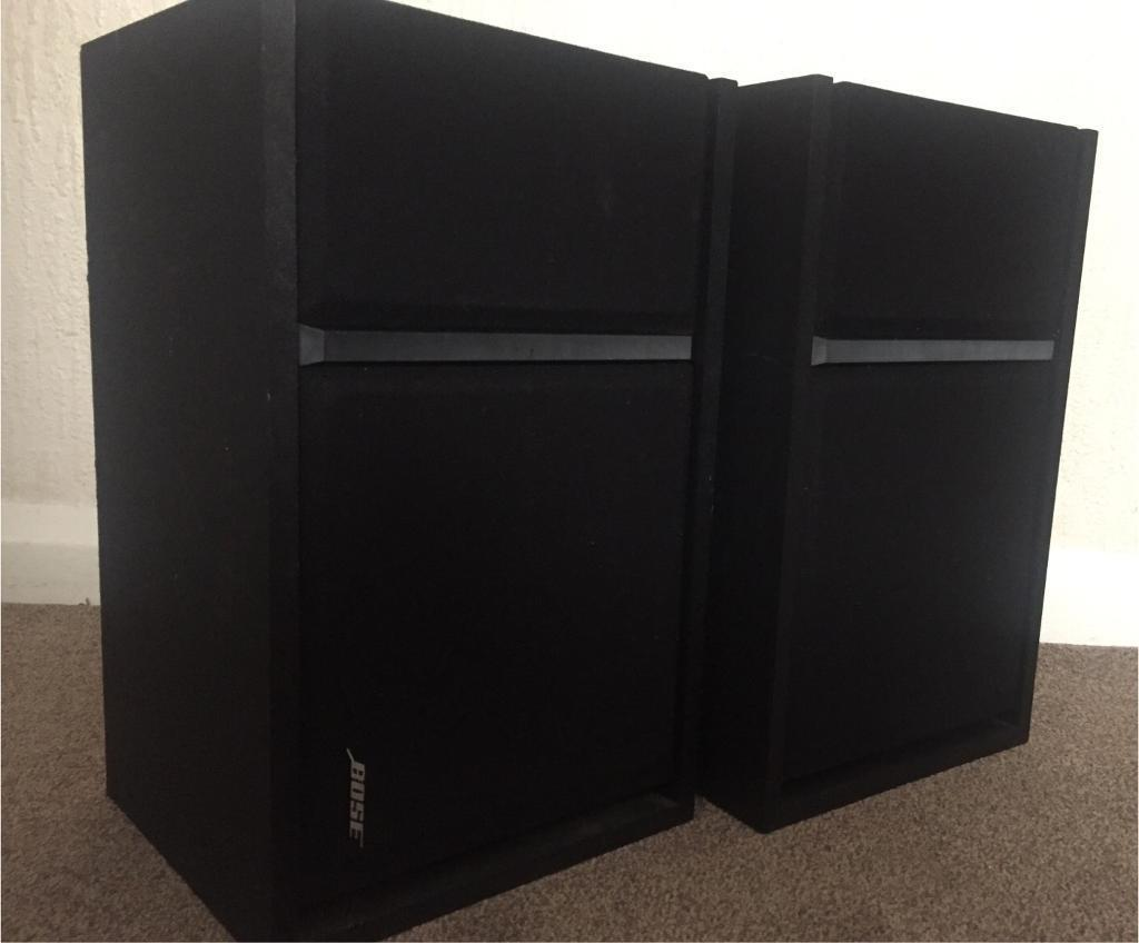 bose 301. bose 301 series iii vintage speakers