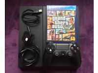 PS4 500gb + GTAV
