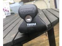 Thule roofbars and accessories - for vehicles with built in roof rails