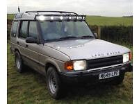 Landrover Discovery 300tdi 12 Months Mot