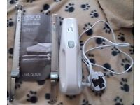 Tesco Electric Knife, EL13 - White (Boxed, Used Only Twice to Cut Bread)