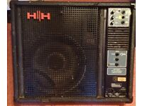 100w powered stage wedge monitor H and H