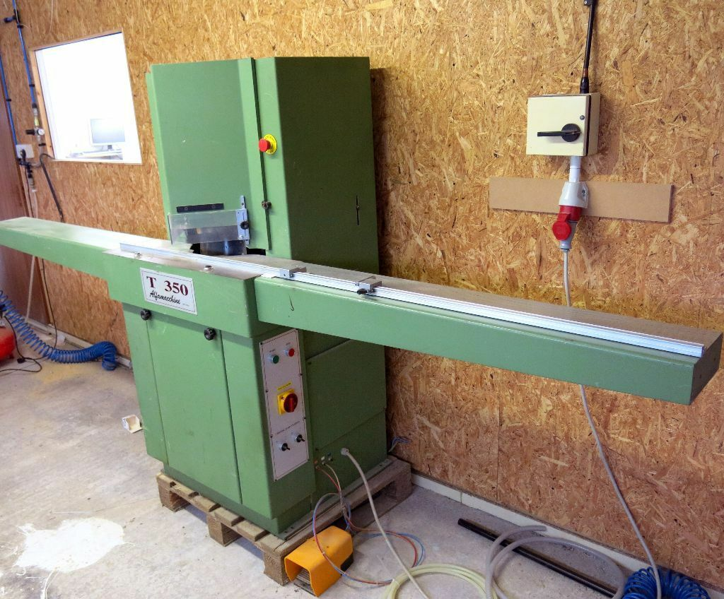 Alfamacchine T350 Alfa Double Mitre Saw Like Cassesse For Picture Framing In Somerset Gumtree