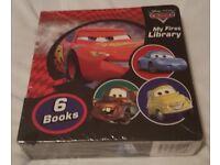 Disney Pixar Cars Books