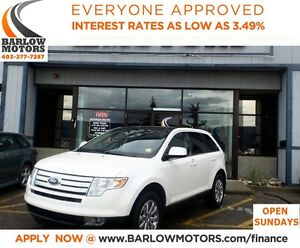 2009 Ford Edge Limited - ACCIDENT FREE! AWD