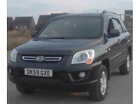 2009(59) Kia Sportage