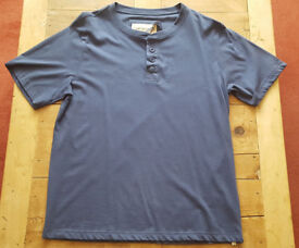 Tayberry Men's Bryant T-Shirt - Blue, Medium - BRAND NEW!