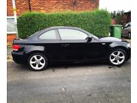 2010 bmw 1 series coupe! 12 months mot private plate