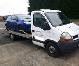 Car recovery service copart collection & deliveries