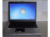 Acer Aspire 5610 Laptop 2GB W7 Wifi Bluetooth