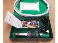 Leister Triac S Hot Air Welding Gun Tool 240v