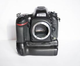 NIKON D600 24mp DSLR - OUTSTANDING CONDITION WITH LOW SHUTTER COUNT