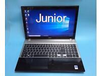 Acer Fast HD 4GB Ram, 320GB Laptop, Genuine Windows 10, Microsoft office,Very Good Cond