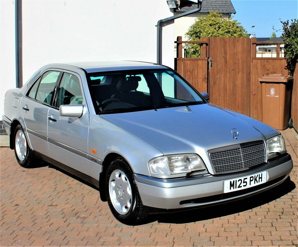1995 Mercedes C280 Elegance Automatic W202 Model Only