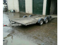 Car Transporter Trailer Hire