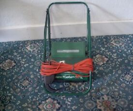 Electric Lawn Raker ID 255/6/17