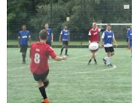WEDNESDAY NIGHT: 1 STRIKER and 1 MIDFIELDER NEEDED IN SOUTHFIELDS. Casual football South London.