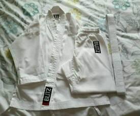 Blitz Karate Kit. Size 120cm