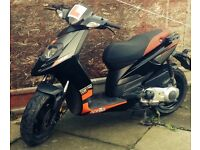 Upto 500 for road legal 125