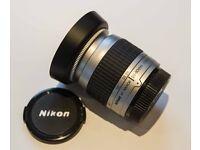 Nikon AF Nikkor 28-80 f3.3-5.6G Mid Range Zoom Lens