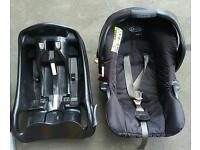 Graco Car Seat & Base