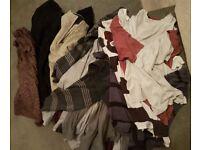 Men's Size Large Clothing Bundle Next, Burton £10