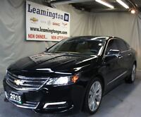 2015 Chevrolet Impala This is a very recent trade in, very well