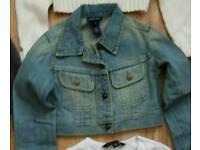 Ralph Lauren girls denim jacket age 5 yrs