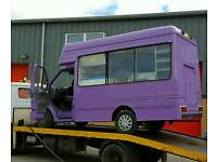 Ice Cream Van project