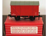 Hornby-Dublo 4318 Packing Van for Breakdown Crane 12T DE545523 XP