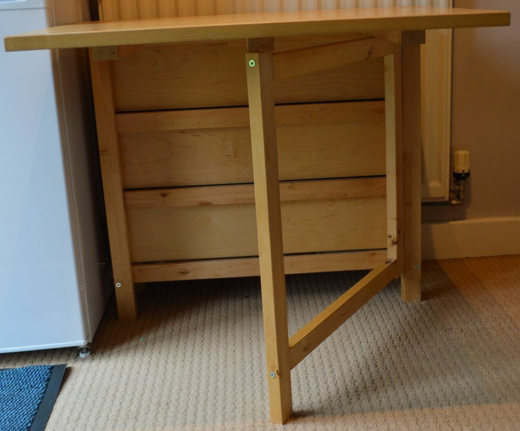 Ikea Norden Gateleg Table For In Birch