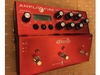 Atomic Amplifire. Guitar modelling/FXpedal.