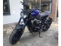 YAMAHA MT-09 ABS 2015 CAT C