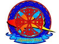 New Aquarium Club