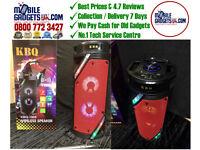 KBQ-1905 Red (GSM) Wireless Bluetooth Loud speaker