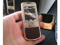 Nokia 8800 Arte Gold original brend phone