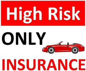 High Risk Only Auto Insurance Quotes, Check Your Record.