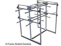 Retail Hanging Display Gondolas
