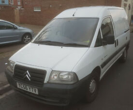 Citroen Dispatch 1.9D. New MOT. Clean and very well maintained.