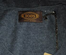 Tod's brand new original wool jumper