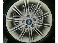 "Bmw 17"" m sport alloys"