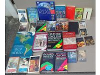 BOOKS,BOOKS,BOOKS...ideal for car boot 140 books BARGAIN!