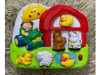 Farmyard noise toy