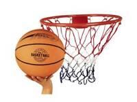 Basketball wall set