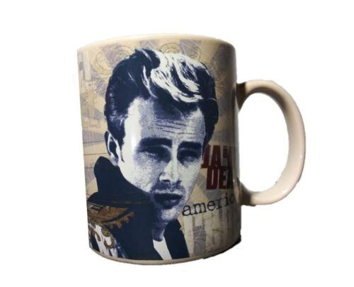 Vandor Brand James Dean American Rebel Coffee Mug 12 fl oz Cup 2006
