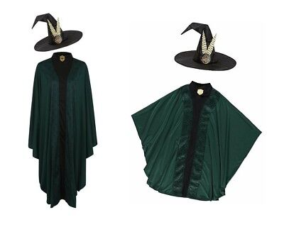 George Professor Mcgonagall Kostüm Erwachsene oder - Mcgonagall Kostüm